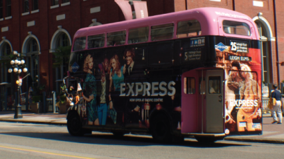 Double Decker – Express Campaign