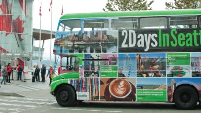 Double Decker – 2 Days in Seattle