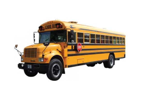Vancouver School Bus Charter