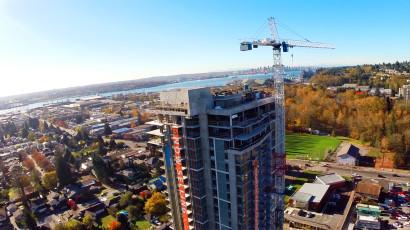 Seylynn Views Drone Footage