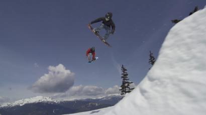 SnowBus/ Whistler Promotional Video