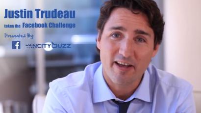 Justin Trudeau Interview