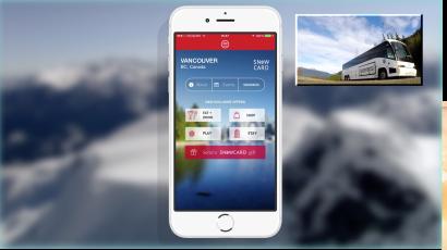 SnowBus App Video