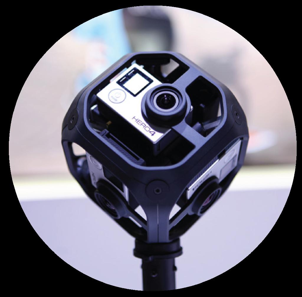 360 vr video camera