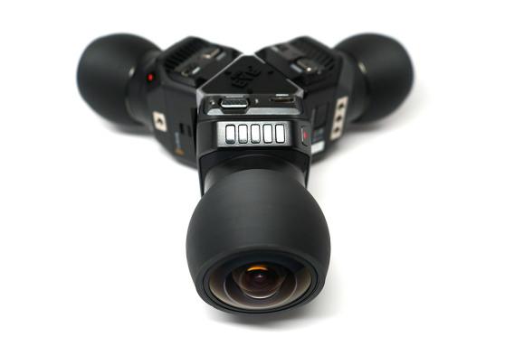 blackmagic 360 camera rig