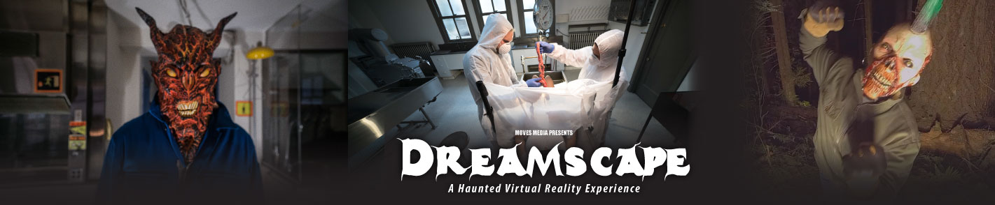 haunted virtual reality expereince