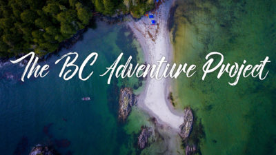 bc adventure project trailer